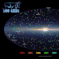 GRB 100413B is Number 500 Detected by Swift/BAT