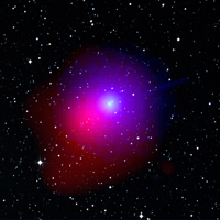 NASA's Swift Spies Comet Lulin